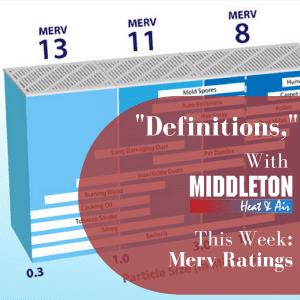 Merv Ratings Definition