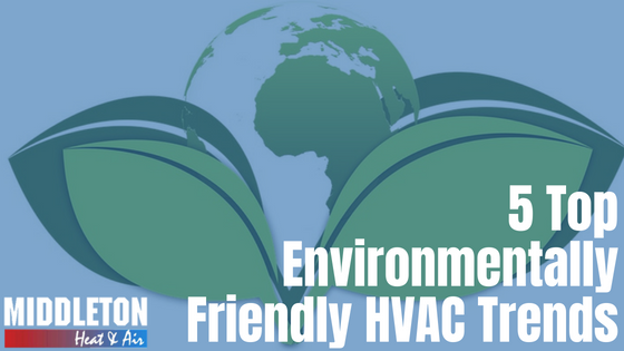 Environmentally Friendly HVAC trends