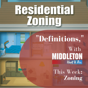 Residential Zoning Definition